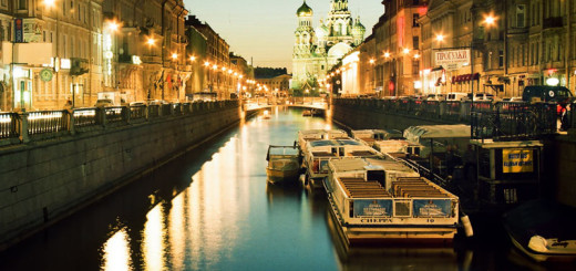 Canals-Saint-Petersburg