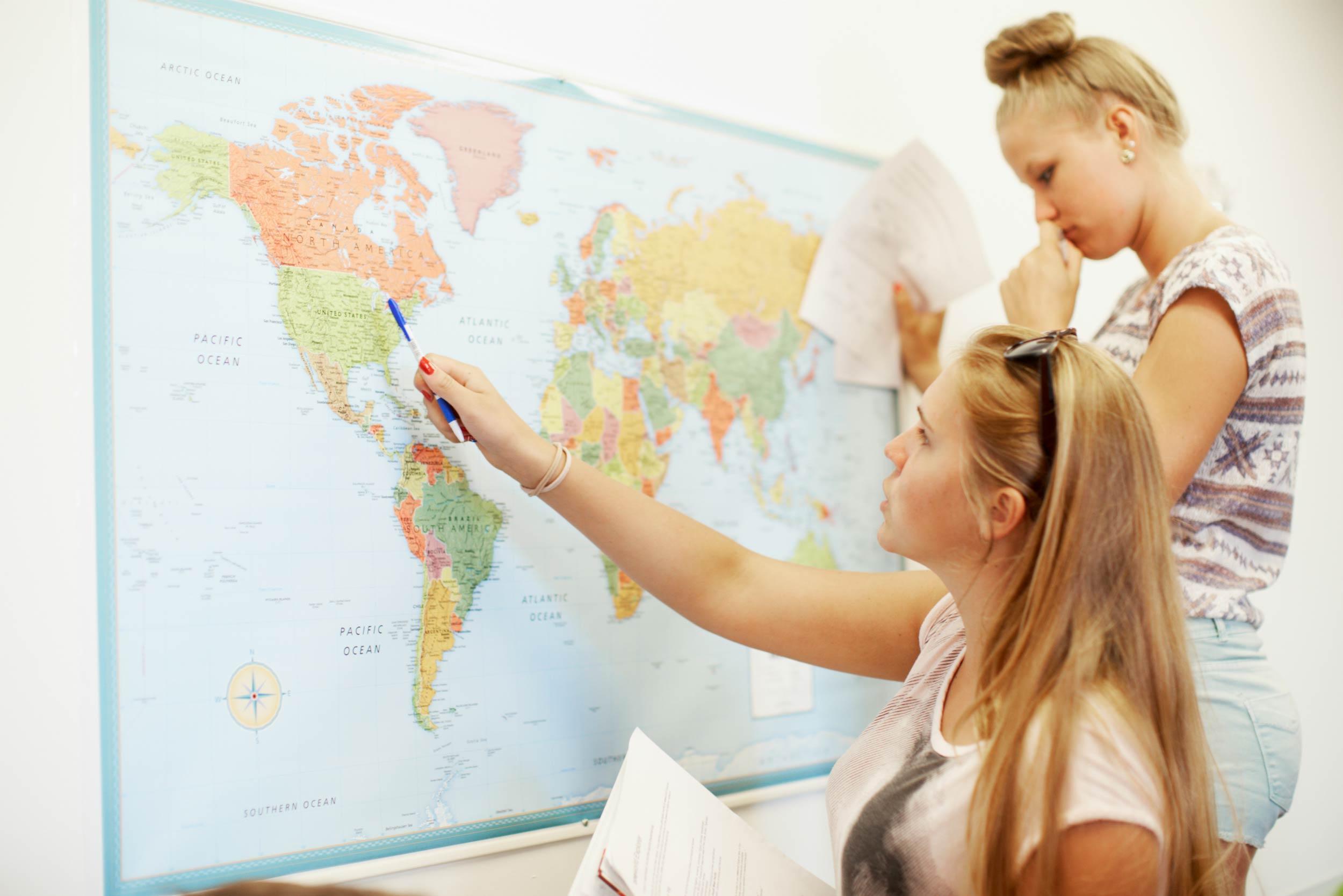 Com cambiato l insegnamento delle lingue esl for Esl soggiorni linguistici