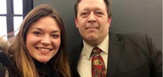 Manuela e Corey R. Cutler, partner fondatore di Cutler & Associates a Boston